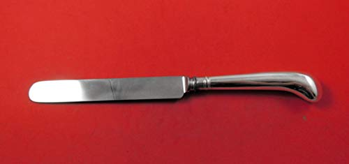 Rat Tail by Tiffany & Co. Sterling Silver Dinner Knife Plain Pistol Grip Blunt