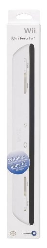 Official Nintendo Wii Wireless Ultra Sensor Bar with Extended Play Range