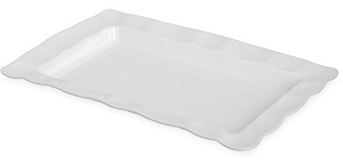Scalloped Rectangular Platter - 5