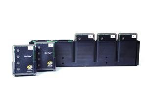 Lrs Long Range Systems ADD-STAFF6-10 Long Range Systems Staff Server Pagers Numbered 6-10 ID 9, Charging Base, Jumper Wire