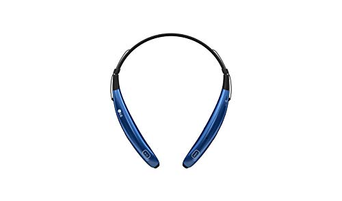LG Tone Pro HBS-770 Stereo Bluetooth Headphones - Blue (Renewed)