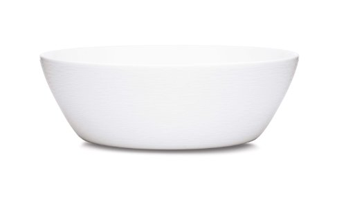 Noritake WOW 90-Ounce Swirl Round Vegetable Serving Bowl, -