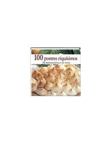 Price comparison product image 100 postres requisimos