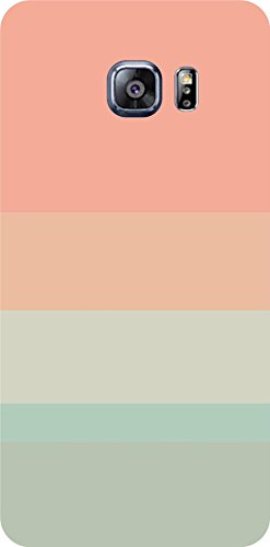 shengshou pattern design mobile back cover for samsung galaxy s6 edge plus   pink blue   Blue; Pink