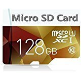 Micro SD Card 256GB High Speed Micro SDXC Class 10 For Action Cameras, Phones, Tablets, and PCs with Micro SD Adapter (256GB)