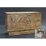 fu-chest Queen CREDEN-ZZZ Brussels Cabinet BEDNEW Natural ASH Color and Style