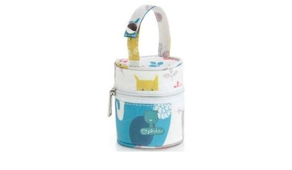 Pirulos Porta Chupetes con Diseño Happy Zoo Unisex para Llevar los ...