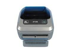 Zebra ZP 450 USB Thermal Label Printer with Cables ZP450-0501-0006A (Label Zebra Cable Serial)