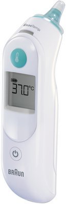 (Braun ThermoScan 5 Ear Thermometer)