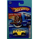 Hot Wheels 2005-037 Hummer H3 Blings First Edition Faster Than Ever 1:64 Scale YELLOW -