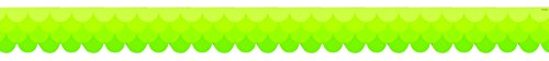 (Creative Teaching Press Borders Ombre Scallops Border, Ctp Lime Green (01811))