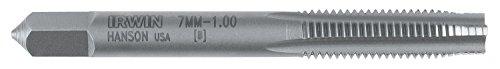 1.00 Plug (Self-Align Hand Tap, Plug, M8x1.00, Uncoatd)