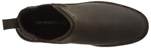 Chelsea Marron Merrell Femme Bottes espresso J99078 Espresso EpqRB