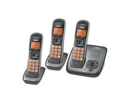 (DECT1480-3 Cordless Phone with Answering)