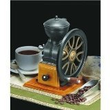 Universal Housewares Gourmet Cast Iron Coffee Grinder