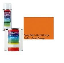 - Nissan Forklift Spray Paint Burnt Orange