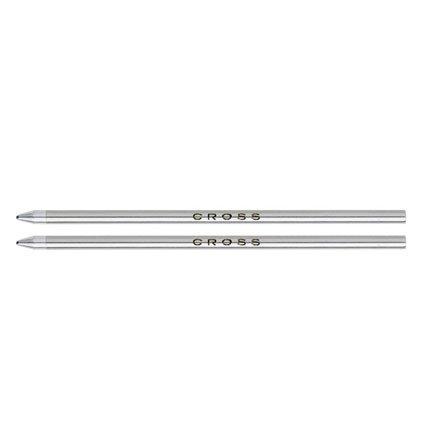 Wholesale CASE of 25 - Cross Tech 3 Ballpoint Pen Refills-Ball Pen Refill, Medium Point, Black by CRO (Image #1)