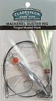 Clarkspoon MDCH-0RBMS Mackerel Duster Rig 0 Spoon Cht Duster