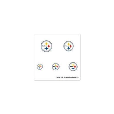 NFL Pittsburgh Steelers 75871091 Fingernail Tattoos