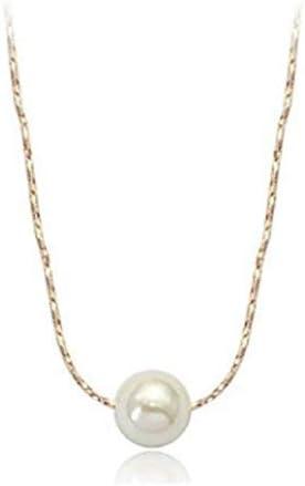 fil collier perle