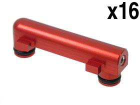 Price comparison product image Mercedes (90-99) ALUMINUM Camshaft Oiler Tube (x16) by RAUSCH