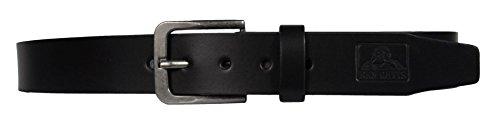Ben Davis Genuine Leather Belt (Black, 38) Ben Leather Belt