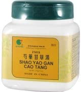 Shao Yao Gan Cao Tang – Chinese Peony Licorice Combination, 100gm, E-Fong