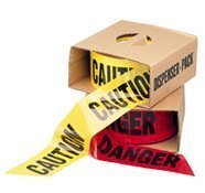 Yellow Caution Barricade Tape 3 X 1000 (100 Floors Halloween 3)