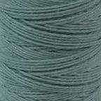 Irish Waxed Linen Crawford Cord 4 Ply 10 Yards TURQUOISE 420024