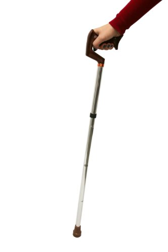 Danny's World Foldable Cane With Curved No-slip Handle, 9 Ounce from Danny's World