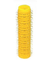 Hairart Mini Yellow 6pc Self Gripping # 13313