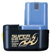 日立工機 12V 蓄電池(差込みタイプ) EB1233X