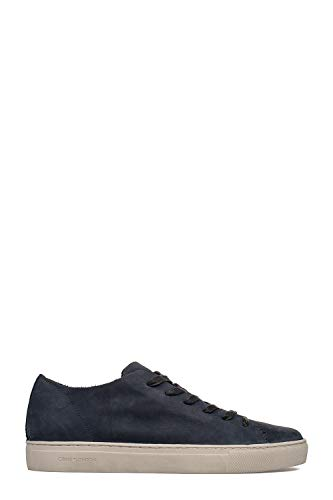 Sneakers Pelle Crime Uomo 11278ks140 Blu London zrq5qy1f7