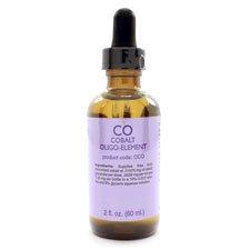 CO-Cobalt (Oligo Element) 2oz by Professional Formulas