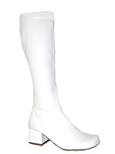 Ellie Shoes Women's Gogo Rain Boot, White, 10 M US]()