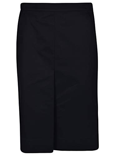 - Jil Sander Women's Jnwm3502ajm2434410 Blue Cotton Skirt
