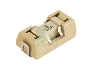 LITTELFUSE INC. 015401.5DR Circuit Protection electronic-fuses 154 Series Fast-Acting 125 V 1.5 A OMNI-BLOK Surface Mount Fuse & Holder - 10 item(s)