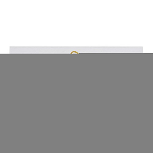 Documents and Designs Linked Hearts Easy Print Place Cards, Pearl White, Gold, Set of 75 (13 Sheets) by Documents and Designs (Image #6)
