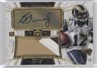 Stedman Bailey #6/10 (Football Card) 2013 Topps Supreme - Autographed Jumbo Patch #SAJR-SB