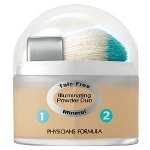 Physicians Formula Mineral Wear Duo Talc Free Mineral Illuminating Powder, Creamy Light/Creamy Natural 7027 0.35 oz (10 g)