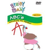 Brainy Baby ABCs DVD (Classic Edition)