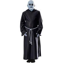 The Addams Family Uncle Fester Halloween Costume - Child Size Large (Kids Uncle Fester Costume)