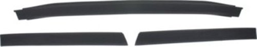 Crash Parts Plus Textured Front Air Dam Deflector Valance Apron for Chevrolet Malibu GM1092236 ()