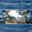 Contemporary Danish Music for Flute & Organ by Contemporary Danish Music for (1997-07-01)