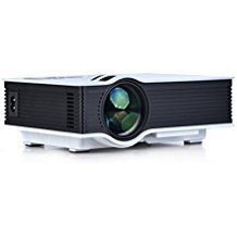 Syhonic S7 HD LCD LED Mini Portable Multimedia Home Theater Projector for Xbox and PS3, Black