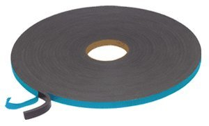 CRL 1/4'' x 1'' Norton V2100 Thermalbond Structural Glazing Spacer Tape by C.R. Laurence