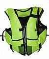 Scuba Max Deluxe Zipperd Snorkeling Snorkel Vest, Adult