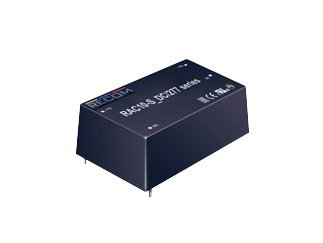 RAC10 Series 12 V 10 W Single Output Power Line AC/DC Converter, Pack of 2 (RAC10-12SC/277)