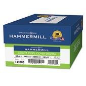 Hammermill Paper, Color Copy Digital Cover, 80lb, 18 x 12,100 Bright, 1000 Sheets / 4 Pack Case, (133200C), Made In The USA