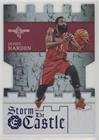 James Harden #/199 (Basketball Card) 2016-17 Panini Excalibur - Storm the Castle - Blue #12 ()